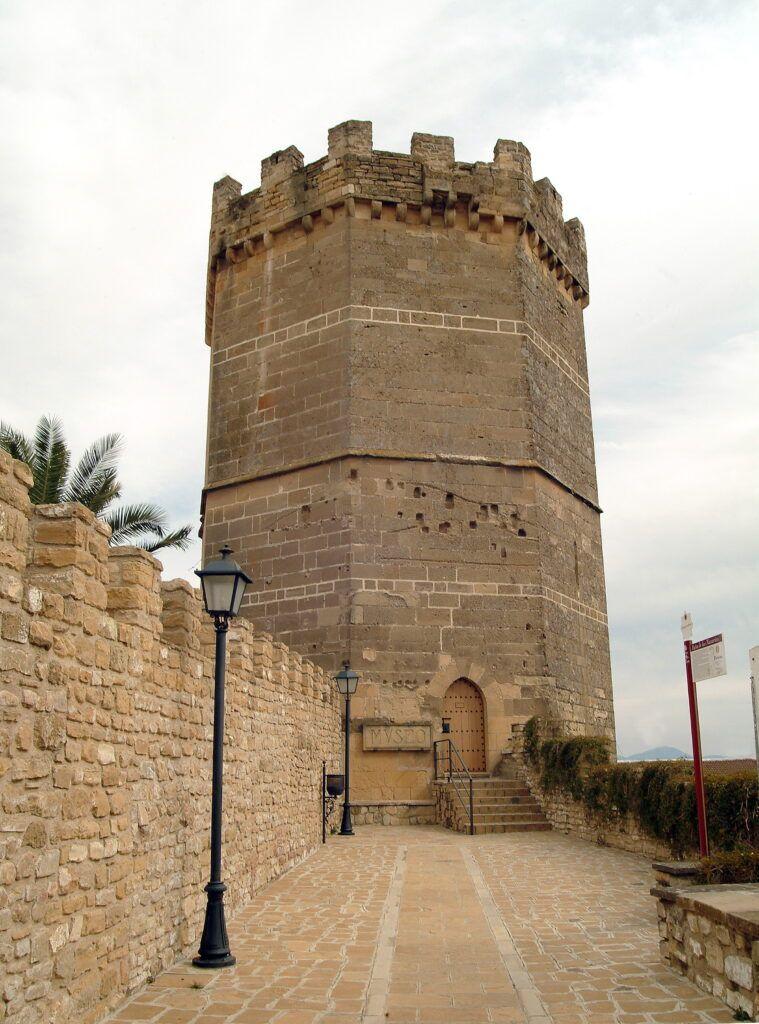Torre de Porcuna Boabdil