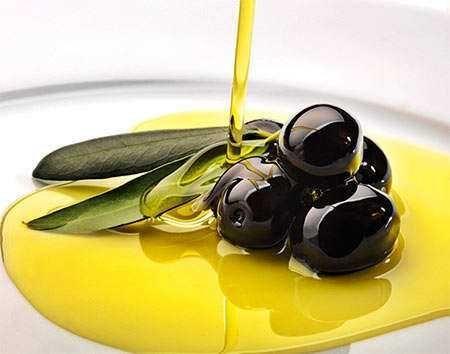 recetas aceite de oliva